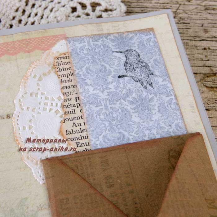 птичка, штампы птичка, странички альбома, артбук ботаника, бботанический артбук