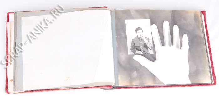 калька, внутренние страницы
