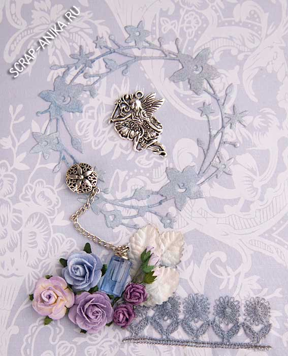 блокнот, розочки, букетики, цветы