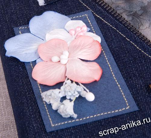цветы, гортензии, гипсофилы, тычинки, идеи, блокнот, оформление