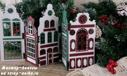 ширма, новогодняя ширма, полочка, на полочку декор, новогодний декор, мастер-класс