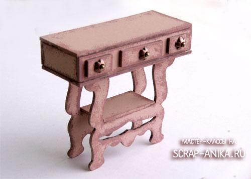 швейный столик, столик для швейной машинки, румбокс своими руками