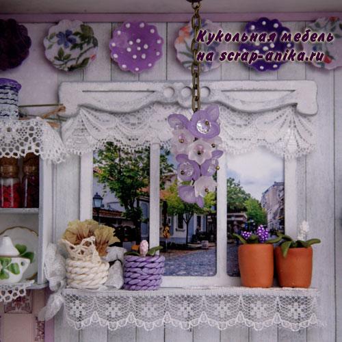 окно в румбокс, вид из окна для румбокса, кукольный домик, идеи для кукольного домика