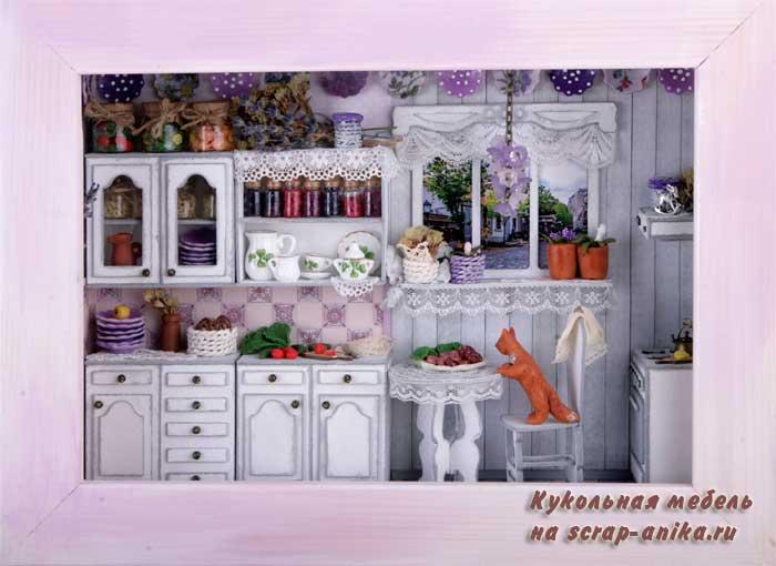 румбокс, кукольный дом, кукольная мебель