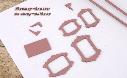 мастер класс миниатюра, миниатюрная столовая, как сделать румбокс, румбокс своими руками