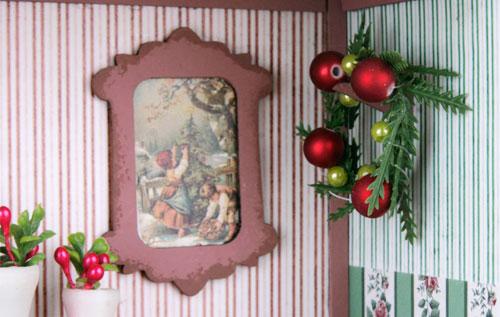 новогодний румбокс, новогодний декор, декор своими руками, светильник в подарок, как сделать светильник