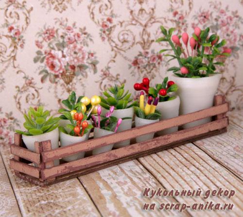 ящики для цветов, ящики для скрапбукинга, ящики для румбокса