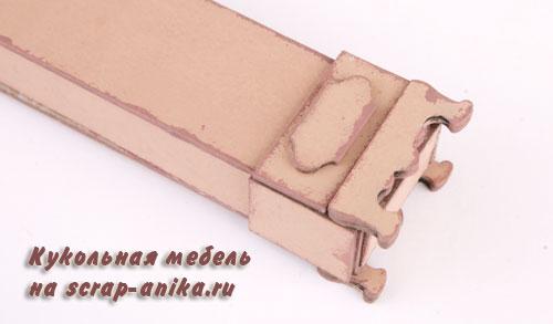 миниатюрная мебель для румбоксов