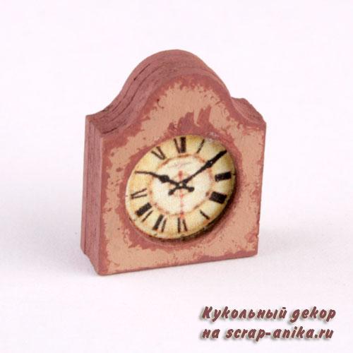 часы для камина, миниатюра
