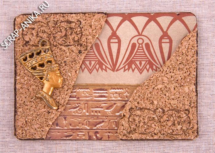 карманный календарь, египетский стиль