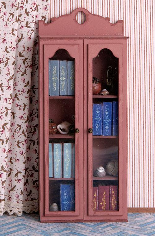 как сделать кукольный шкаф, кукольная мебель, мебель для румбокса, миниатюрная мебель, миниатюры
