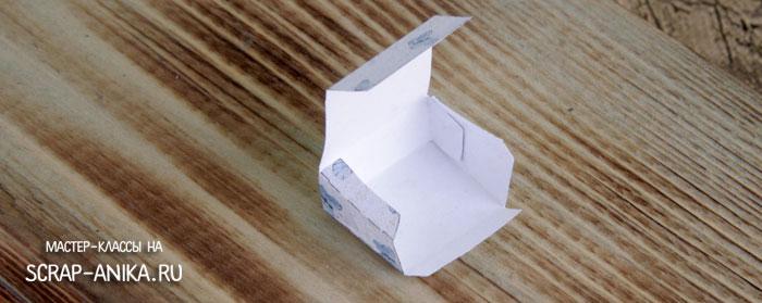 коробочки своими руками