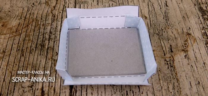 как сделать коробочку, коробочка своими руками