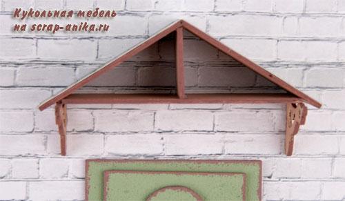 крыша над дверью, двери с крышей