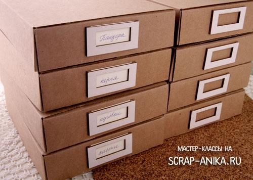 как подписать коробки, рамки для надписей