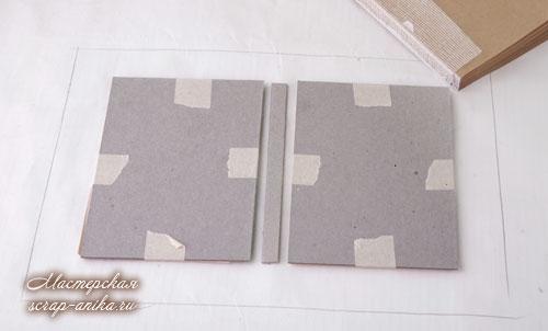 как сделать блокнот из обоев, блокнот из обоев, мастеркласс по блокнотам