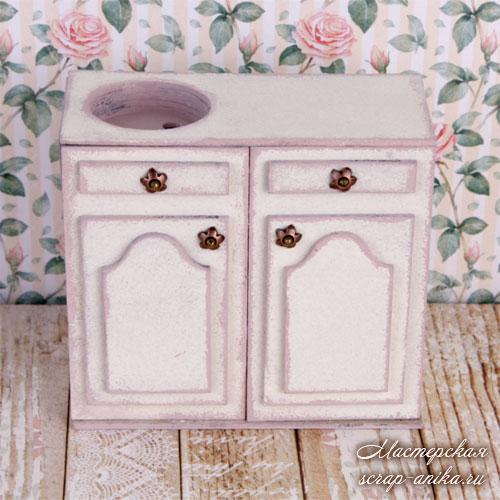 шкаф для кукольного домика, кукольный румбокс, кукольная мебель