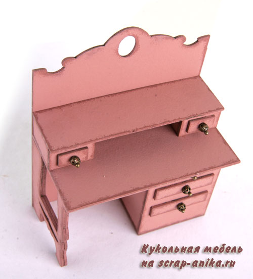 мебель для румбокса, мебель для кукольного домика