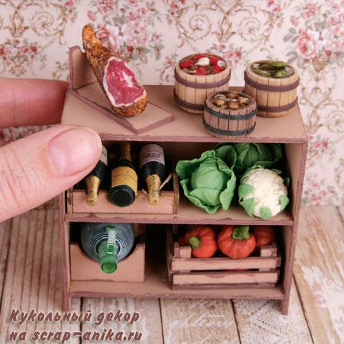 кукольный домик своими руками из картона схема с размерами и фото