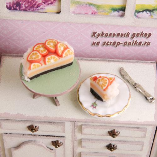 кукольная кухня, миниатюра